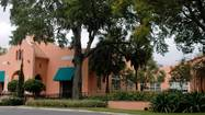 The charming, coral-colored building at 99 E. Marks St. in Orlando has been a senior center for more than 25 years, but it was a school for even longer, from 1925 to 1965.
