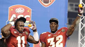 FSU to play Northern Illinois in Orange Bowl, UF to play Louisville in Sugar