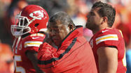 Chiefs play Panthers in wake of Jovan Belcher tragedy