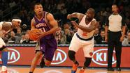 Phoenix Suns vs. New York Nets