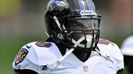 Ravens starting left defensive end Pernell McPhee is active for today's game against the Pittsburgh Steelers, marking the first time he's been active in four games.