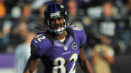 Torrey Smith amused by Steelers CB Ike Taylor's trash talking