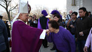 After greeting hundreds of parishioners at Queen of All Saints Basilica with handshakes, blessings and a smile, Chicago's Cardinal Francis George told the Tribune he expects to complete chemotherapy by early January.
