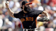 Brian Wilson might want to pitch for the Dodgers, but it appears the interest isn't mutual.