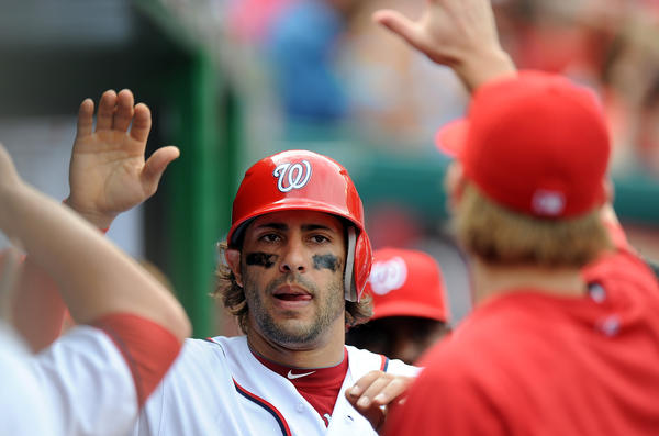 Nationals outfielder Michael Morse has been mentioned as a potential trade target.