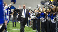 Photo Gallery: New UK football coach Mark Stoops introduced