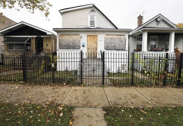 Under Illinois law, a judge oversees the foreclosure process and that has burdened .the state with a slow and costly system for dealing with distressed properties.