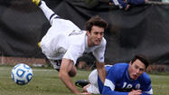 Pictures: NCAA Soccer Quarterfinals, UConn Vs. Creighton