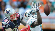 <b>Photos:</b> New England Patriots at Miami Dolphins