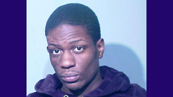 Michael D. Holmes, 20. Chicago Police photo