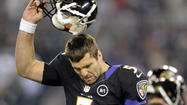 Ravens stunned by Steelers, Charlie Batch in 23-20 loss