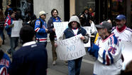 "The NHL Players' Assn. has accepted the <a href=""http://www.latimes.com/sports/la-sp-nhl-lockout-20121130,0,82639.story"">league's invitation</a> to hold a meeting between players and owners, but as with most aspects of their labor dispute, this isn't quite what it seems."