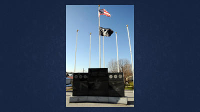 The Salisbury memorial was a joint project between the Veterans of Foreign Affairs and the American Legion.