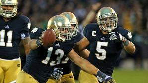 No surprise: Notre Dame vs. Alabama in BCS title game