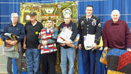 Veterans receive quilts