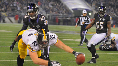 CBS does a better Ravens telecast -- at least for one half