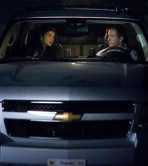 'Homeland' Season 2: Roya takes Brody for a ride