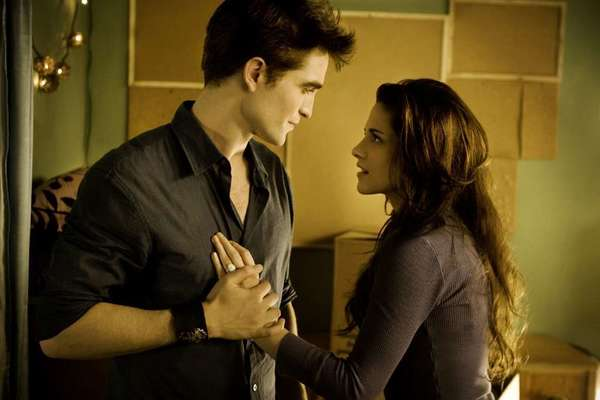 """Breaking Dawn -- Part 2"" stayed at No. 1."