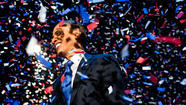 President Obama wins second term
