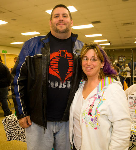 "Photos from the 2012 <a href=""http://lehighvalleycomiccon.com"" target=""top"">Lehigh Valley Comic Con</a> on Saturday, December 1, 2012 at the Schnecksville Fire Hall in Schnecksville, PA"