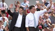 Romney introduces Ryan as running mate