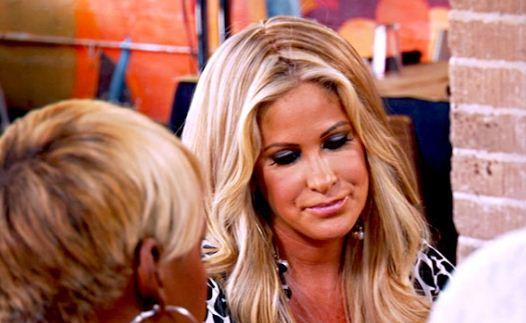 Kim may have just burned her bridges with the rest of the Housewives.