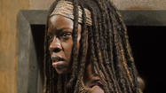 'The Walking Dead' recap: Showdown in Woodbury
