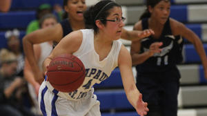 Kapaun girls' basketball moves forward from last year's state title