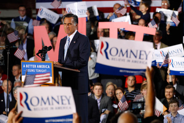 Year in Review: News of 2012: More than five years after launching his first campaign for the presidency, Mitt Romney clinched the Republican nomination for president on May 29.