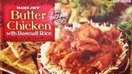 Nearly 5,000 pounds of Trader Joe's chicken and rice recalled