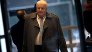 A federal trial over allegations that former Chicago police Cmdr. Jon Burge and other detectives covered up information that would have exonerated a man who spent 26 years in prison for a murder he didn't commit was postponed today at the last minute.