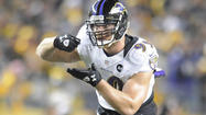 Ravens outside linebacker Paul Kruger sacked Pittsburgh Steelers quarterback Charlie Batch once, marking the fourth consecutive game the Ravens' leading pass rusher has had at least one sack.