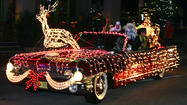 Holiday events 2012