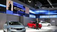 Auto sales set November records at Honda, Hyundai, Nissan and BMW
