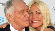 Hugh Hefner and Crystal Harris are reportedly headed down the aisle once again — though technically they'd be hitting it for the first time, after she pulled the runaway-bride thing on him five days before their planned wedding in June 2011.