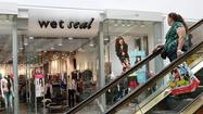 A federal agency found that Wet Seal discriminated against a black manager