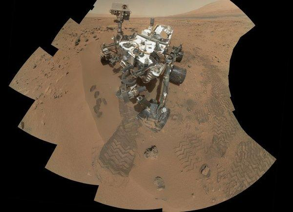 JPL's Curiosity rover has sampled what appear to be chlorinated organic molecules at a site called Rocknest, but scientists are not yet sure if the part that makes them organic is native to Mars or is a molecular hitchhiker from Earth.