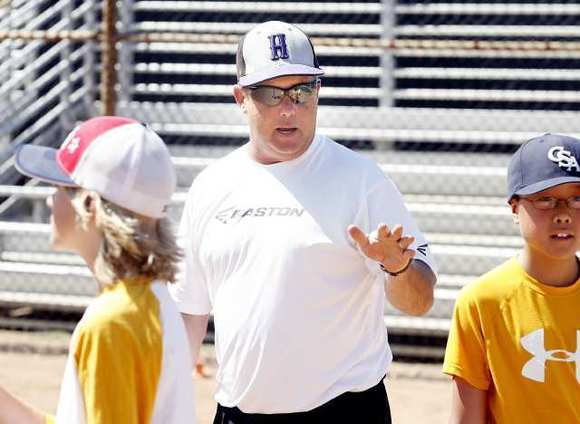Joe Cotti coached the Hoover High baseball program for three years and had a 24-46-1 record.