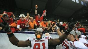 Is Northern Illinois' bowl bid a strength or weakness of the BCS?