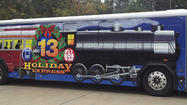 HRT's Holiday Express bus