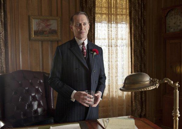 "The HBO series ""Boardwalk Empire,"" starring Steve Buscemi as Nucky Thompson, is among dozens of TV shows and movies that film in New York."