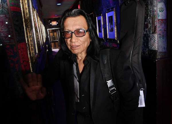 "Soul musician Rodriguez is the subject of ""Searching for Sugar Man,"" one of 15 documentaries shortlisted by the academy on Monday."