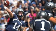 ODU's Heinicke continues record-breaking journey in playoffs