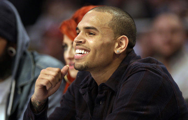 Chris Brown's Twitter account was quietly reactivated over the weekend — quietly in that he's had only one tweet, a hashtag reference to his tour.