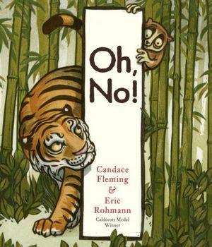 "Cover of ""Oh, No!' by Candace Fleming"