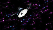 Voyager 1 hits 'magnetic highway,' newly discovered part of space