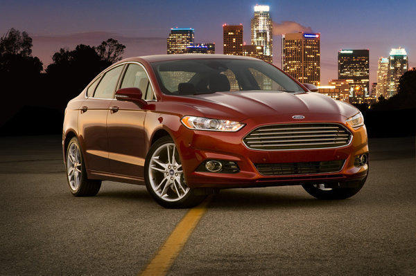 Green Car of the Year: The Ford Fusion
