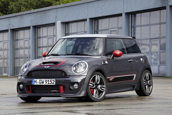 The Mini John Cooper Works