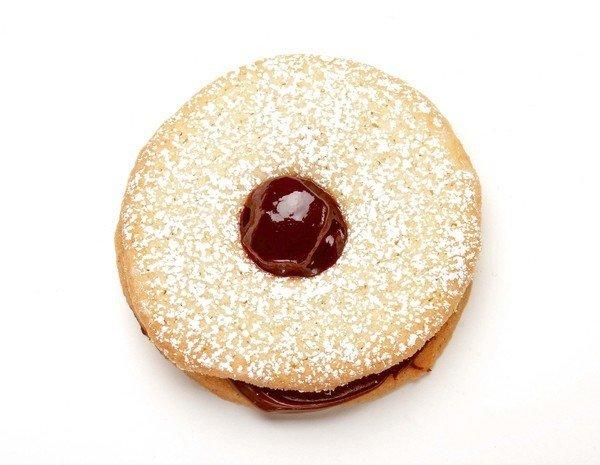 Holiday cookie recipe: Chocolate raspberry linzer cookies - latimes