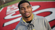 INDIANAPOLIS — Braxton Miller signed jerseys, helmets, photos and scraps of paper.
